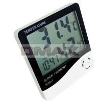 Термогигрометр HTC-1 для измерения влажности и температуры, фото 1
