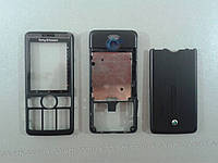 Корпус к мобильному телефону Sony Ericsson G700 black full