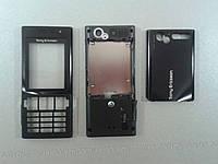 Корпус к мобильному телефону Sony Ericsson T700 black full