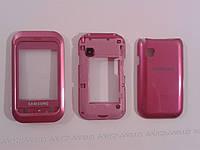 Корпус к мобильному телефону Samsung C3300  Champ pink full