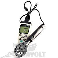 Анемометр-термогігрометр з виносною крильчаткою Tenmars TM-403