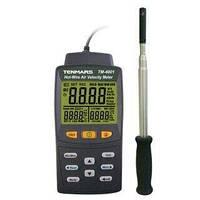 Термоанемометр-гігрометр TENMARS TM-4002
