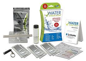 Набір тестів для питної води на 13 параметрів LaMotte Water Check Now Advanced