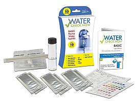 Набір тестів для питної води на 10 параметрів LaMotte Water Check Now Basic
