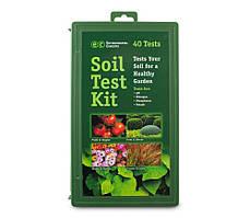 Набір тестів для ґрунту Rapitest 1662 (NPK, pH, 40 тестів)