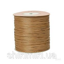 Рафія ISPIE, колір Wood