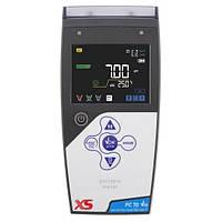 Портативний pH-метр/кондуктометр XS PC 70 Vio DHS Complete Kit (з електродом 201T DHS та електрохімічною