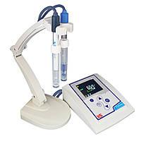 Лабораторний pH-метр/кондуктометр XS PC 50 VioLab Complete Kit (з pH-електродом типу 201T і кондуктометричною