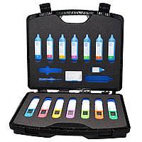Мінілабораторія (pH, EC, Salt, NA, K, NO3, Ca) HORIBA 7 LAQUAtwin ECO Kit