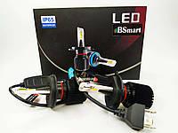 Авто лампы LED светодиодные M1 CSP Южная Корея H4 8000Лм 40Вт 12-24В, фото 1