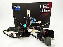 Авто лампи LED світлодіодні M1 CSP Південна Корея H4 8000Лм 40Вт 12-24В