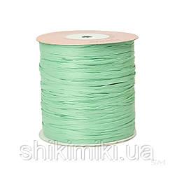 Рафія ISPIE, колір Mint Turquoise