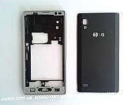 Корпус к мобильному телефону LG P765  L9  black  full