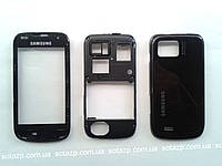 Корпус  к мобильному телефону  Samsung i8000 full black