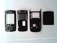 Корпус  к мобильному телефону  Samsung U600 full black