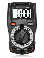 Цифровий мультиметр CEM DT-660