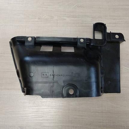Корпус подножки левый FAW 1031, FAW 1041 (ФАВ 1031, ФАВ 1041), фото 2