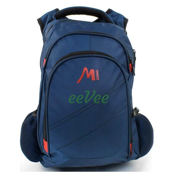 Рюкзак міський Центр No529 46х35х21 см з дихаючої спинкою Синій