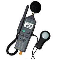 Шумомір/люксметр/термогігрометр/термометр (4 в 1) CEM DT-8820