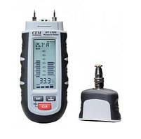 Професійний вологомір будівельних матеріалів CEM DT-125G