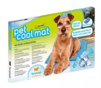 Охлаждающие коврик для собак PET COOL MAT  ferplast 40х50 см