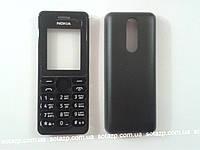 Корпус ААА класса к мобильному телефону  Nokia 108 panel  Black