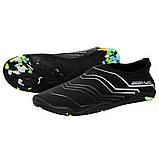 Взуття для пляжу і коралів (аквашузы) SportVida SV-GY0006-R45 Size 45 Black/Grey, фото 6