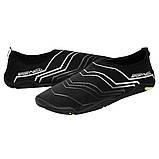 Взуття для пляжу і коралів (аквашузы) SportVida SV-GY0006-R45 Size 45 Black/Grey, фото 7