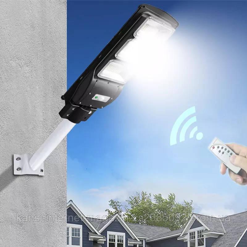 Мощный уличный фонарь на столб 375W Cobra solar street light R3 VPP + пульт