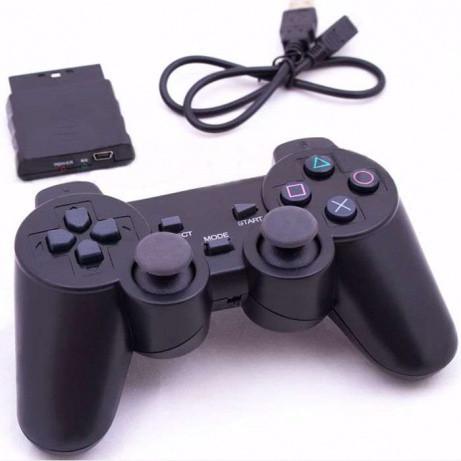Беспроводной Джойстик 3 в 1 PS2, PS3, PC, ПК GamePad DualShock Sony PlayStation 2, 3