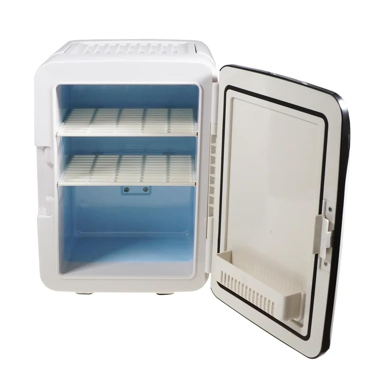 Холодильник для автомобіля від прикурювача 12 В і від мережі ( автохолодильник 10 л.)