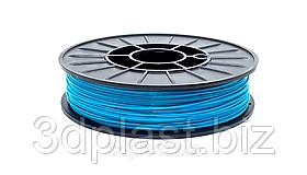 PLA (ПЛА) пластик 3Dplast для 3D принтера 1.75 мм 0.85, бірюзовий