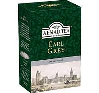 Чай Черный Граф Грей Earl Grey   AHMAD 100 гр