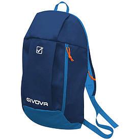 Спортивный рюкзак для детей Givova Zaino синий
