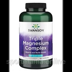 Triple Magnesium Complex 400mg - 300caps