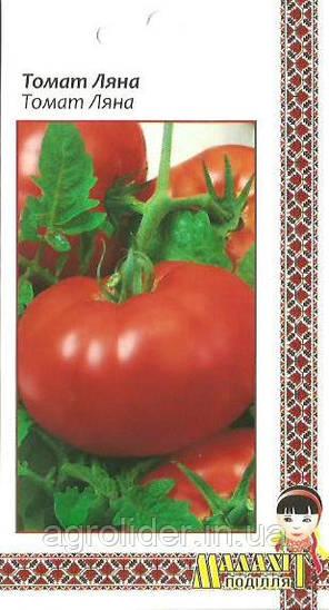 Семена томат Ляна 0.1г Красный (Малахiт Подiлля)