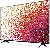 Телевізор LG 50NANO753, фото 2