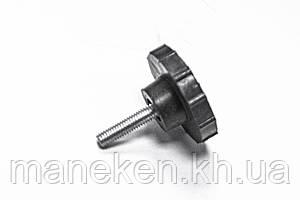 Закрутка (D39мм) м6 L45мм P2black, фото 2
