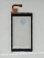 Сенсор для мобильного телефона Nokia X6-00 black original