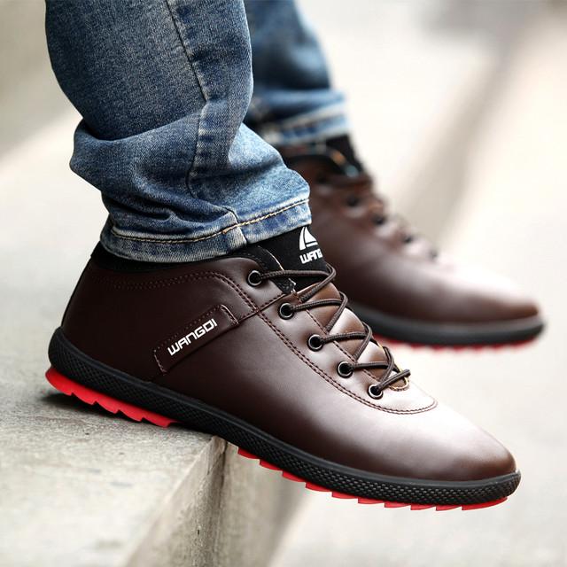 Спортивная зимняя обувь для мужчин