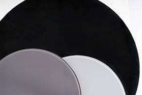 Журнальний столик Artemida Сірий + Чорний, фото 2