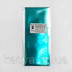 Фольга для дизайнів Moyra №09 Easy Foil Turquoise (бірюзовий)