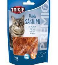 Ласощі для кішок TRIXIE PREMIO TUNA SASHIMI з тунцем, 50 ГР