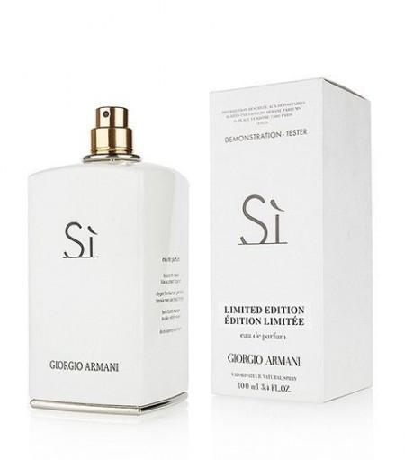 Тестер парфюмированная вода женская Giorgio Armani Si Limited Edition (Си Лмитед Эдишн) 100 мл