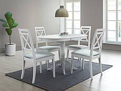 Стіл обідній Dello 70х100 Білий