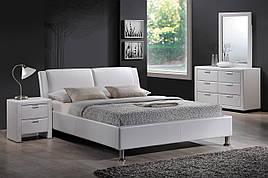 Двоспальне ліжко Mito 160X200 Білий