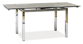Стіл обідній GD-017 110 (170) x74 Сірий