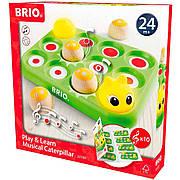 Музыкальная игрушка BRIO Гусеница (30189)