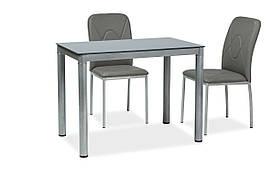 Стіл обідній Galant 100 x 60 Сірий