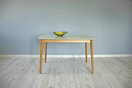 Exen Intarsio Стіл обідній 120х80 см Сірий